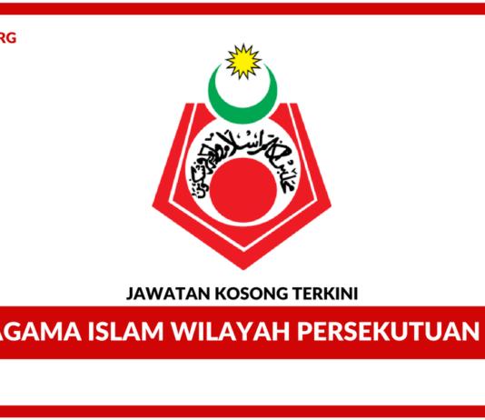 Jawatan Kosong Terkini Majlis Agama Islam Wilayah Persekutuan
