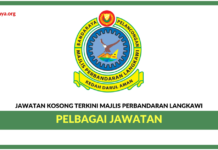 Jawatan Kosong Terkini Majlis Perbandaran Langkawi