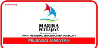 Jawatan Kosong Terkini Marina Putrajaya