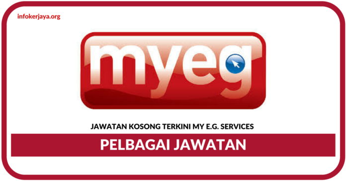 Jawatan Kosong Terkini My E.G. Services