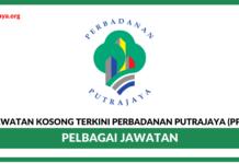 Jawatan Kosong Terkini Perbadanan Putrajaya (PPj)