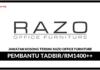 Jawatan Kosong Terkini Pembantu Tadbir Di Razo Office Furniture