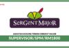 Jawatan Kosong Terkini Supervisor Di Sergent Major