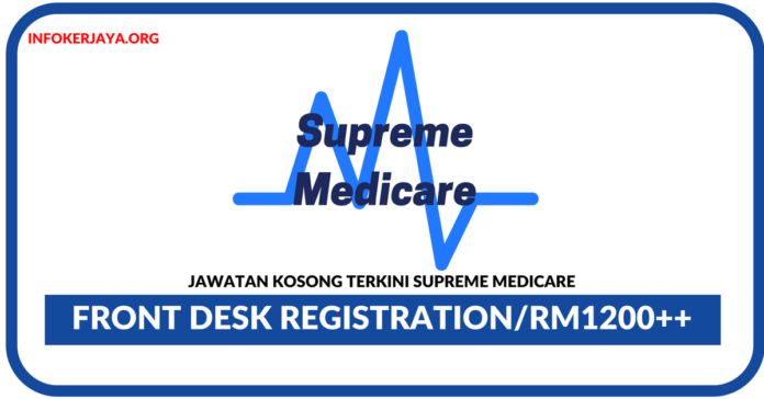 Front Desk Registration