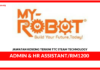 Jawatan Kosong Terkini Admin & HR Assistant Di TTC Steam Technology