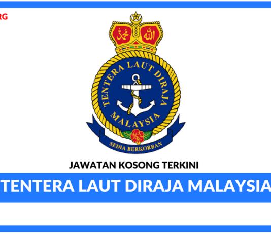 Jawatan Kosong Terkini Tentera Laut Diraja Malaysia