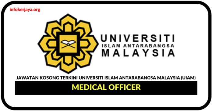 Jawatan Kosong Terkini Universiti Islam Antarabangsa Malaysia (UIAM)