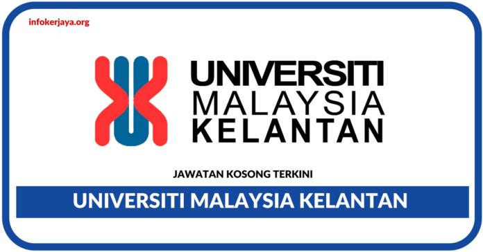 Jawatan Kosong Terkini Universiti Malaysia Kelantan (UMK)