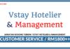 Jawatan Kosong Terkini Customer Service Di Vstay Hotelier & Management