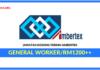 Jawatan Kosong Terkini General Worker Di Ambertex