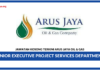 Jawatan Kosong Terkini Senior Executive Project Services Department Di Arus Jaya Oil & Gas