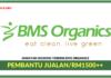 Jawatan Kosong Terkini Pembantu Jualan Di BMS Organics