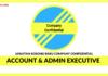 Jawatan Kosong Terkini Account & Admin Executive Di Company Confidential