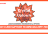 Jawatan Kosong Terkini Customer Support Technician Di Crystal Uptown