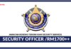 Jawatan Kosong Terkini Security Officer Di KAMI Security Services