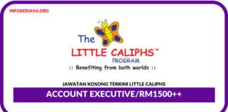 Jawatan Kosong Terkini Account Executive Di Little Caliphs
