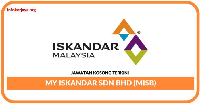 Jawatan Kosong Terkini MY Iskandar Sdn Bhd (MISB)