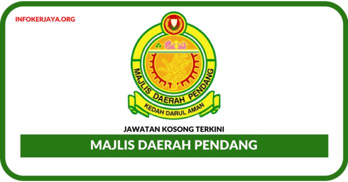 Jawatan Kosong Terkini Majlis Daerah Pendang