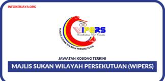 Jawatan Kosong Terkini Majlis Sukan Wilayah Persekutuan (WIPERS)