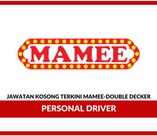 Jawatan Kosong Terkini Mamee-Double Decker