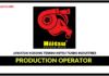 Jawatan Kosong Terkini Production Operator Di Niitsu Turbo Industries