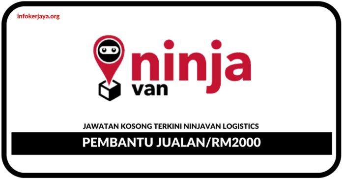 Jawatan Kosong Terkini Pembantu Jualan Di Ninjavan Logistics