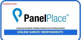 Jawatan Kosong Terkini Online Survey Respondents Di PanelPlace International