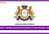Jawatan Kosong Terkini Pejabat Pembangunan Persekutuan Negeri Johor