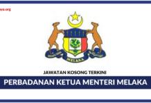 Jawatan Kosong Terkini Perbadanan Ketua Menteri Melaka
