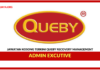 Jawatan Kosong Terkini Admin Excutive Di Queby Recovery Management
