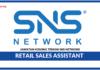 Jawatan Kosong Terkini Retail Sales Assistant Di SNS Network