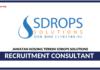 Jawatan Kosong Terkini Recruitment Consultant Di Sdrops Solutions
