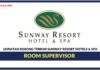 Jawatan Kosong Terkini Room Supervisor Di Sunway Resort Hotels & Spa