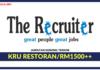 Jawatan Kosong Terkini Kru Restoran Di The Recruiter