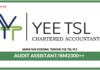 Jawatan Kosong Terkini Audit Assistant Di Yee TSL Plt