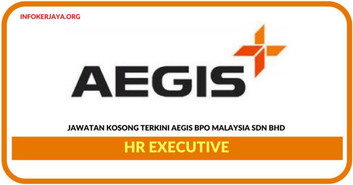 Jawatan Kosong Terkini HR Executive Di Aegis BPO Malaysia