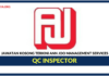 Jawatan Kosong Terkini QC Inspector Di Ann Joo Management