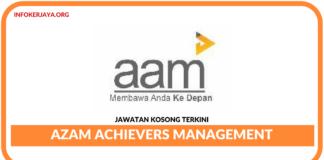 Jawatan Kosong Terkini Azam Achievers Management