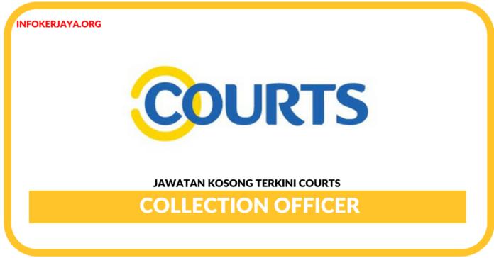 Jawatan Kosong Terkini Collection Officer Di Courts
