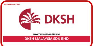 Jawatan Kosong Terkini DKSH Malaysia