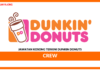 Jawatan Kosong Terkini Crew Di Dunkin' Donuts