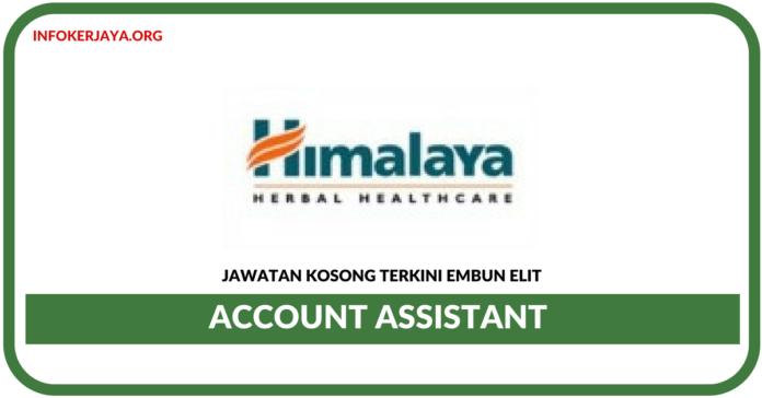Jawatan Kosong Terkini Account Assistant Di Embun Elit