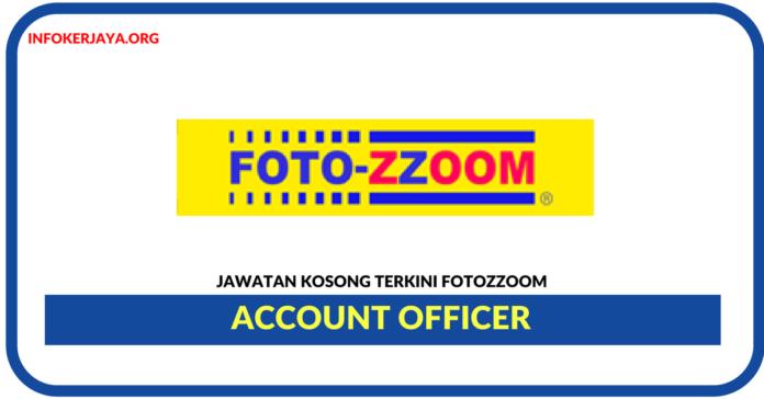 Jawatan Kosong Terkini Account Officer Di FotoZZoom