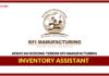 Jawatan Kosong Terkini Inventory Assistant Di KFI Manufacturing