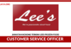 "Jawatan Kosong Terkini Customer Service Officer Di Lee""S Frozen Food"