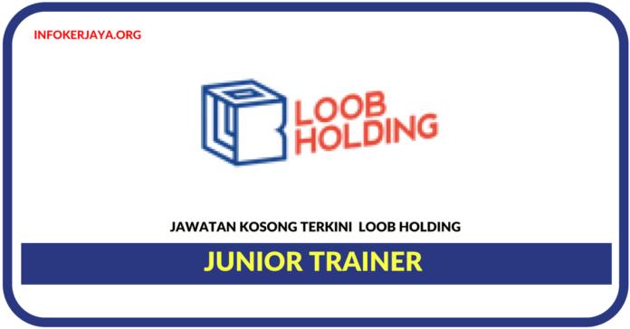Jawatan Kosong Terkini Junior Trainer Di Loob Holding