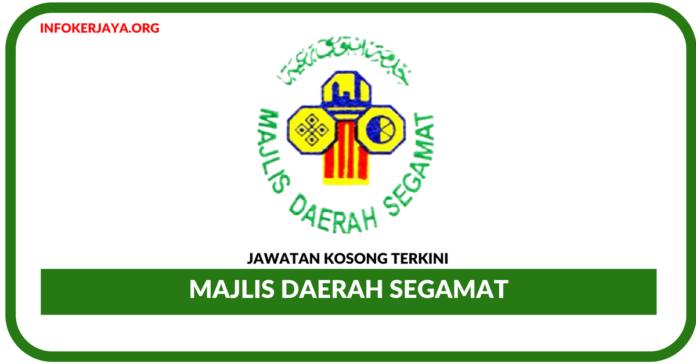 Jawatan Kosong Terkini Majlis Perbandaran Segamat