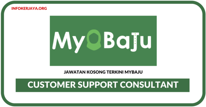 Jawatan Kosong Terkini Customer Support Consultant Di MyBaju