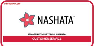 Jawatan Kosong Terkini Customer Service Di Nashata