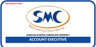 Jawatan Kosong Terkini Account Executive Di SMC Prospect